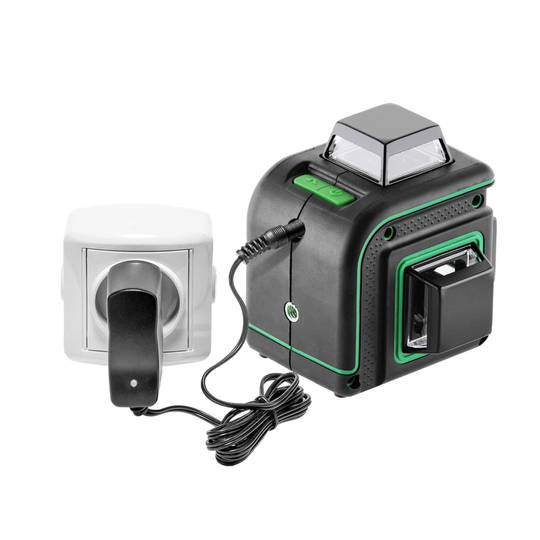 Lazerinis nivelyras ADA CUBE 3-360 GREEN Ultimate Edition