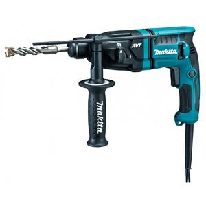 Perforatorius SDS-plus Makita HR1841FJ, 1.4 J, su LED