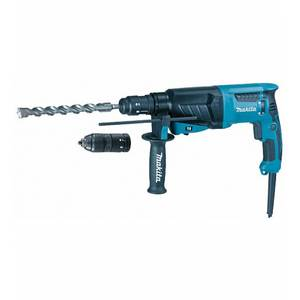 Perforatorius SDS-Plus Makita HR2630TJ 800W, 2.4J